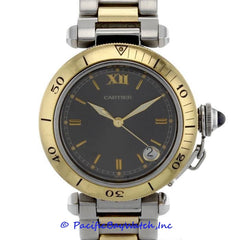 Cartier Pasha C Two Tone Pre-owned