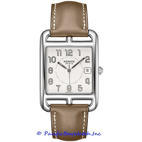 Hermes Caped Cod Collection Quartz Midsize TGM 027453WW00