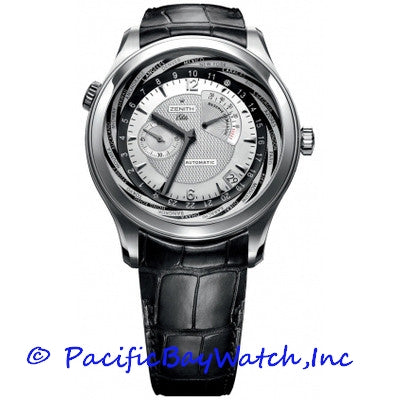 Zenith Class Traveler Elite Multi City 03.0520.687/01.c678