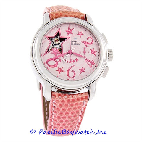 Zenith Ladies Baby Star Open 03.1230.4021/70.C515