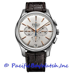 Zenith Captain Chronograph 03.2110.400/01.C498