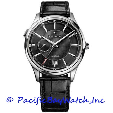 Zenith Captain Dual Time 03.2130.682/22.C493