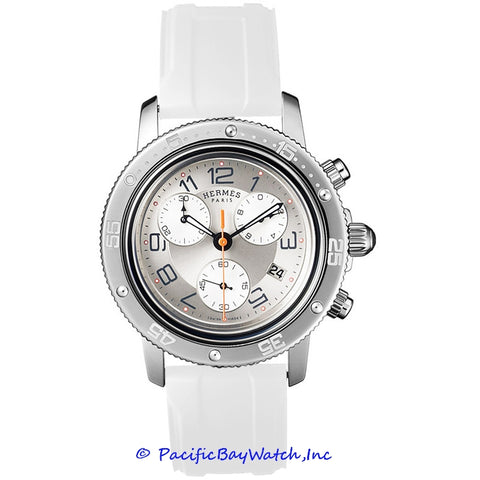 Hermes Clipper Collection Chrono GM 035366WW00