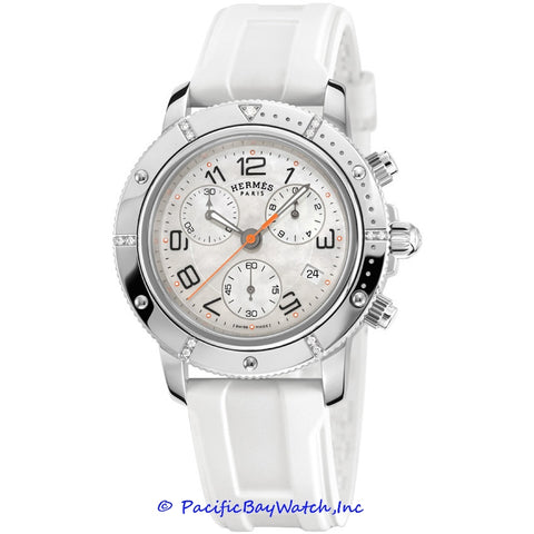 Hermes Clipper Collection Chrono GM 035371WW00