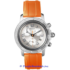 Hermes Clipper Collection Chrono GM 036081WW00
