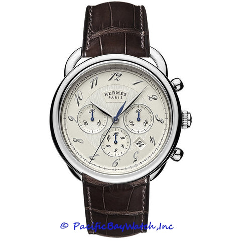 Hermes Arceau Collection Chronograph 036433WW00