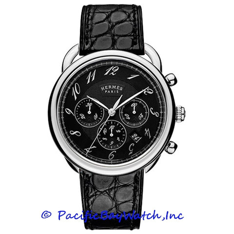 Hermes Arceau Collection Chronograph 036434WW00