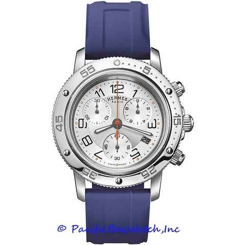 Hermes Clipper Collection Chrono GM 039387WW00
