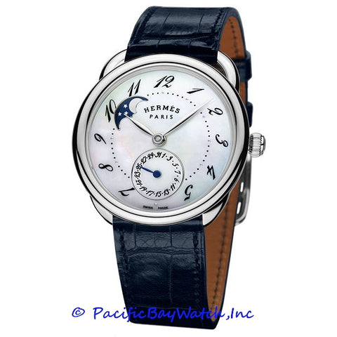 Hermes Arceau Collection Petite Lune GM 041043WW00