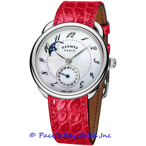 Hermes Arceau Collection Petite Lune GM 041047WW00