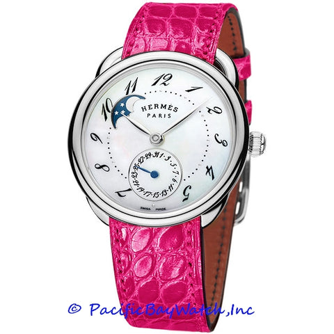 Hermes Arceau Collection Petite Lune GM 041049WW00