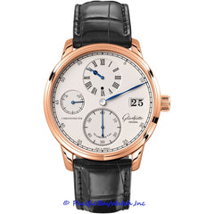 Glashutte Original Quintessentials Senator Chronometer Regulator 1-58-04-04-05-04