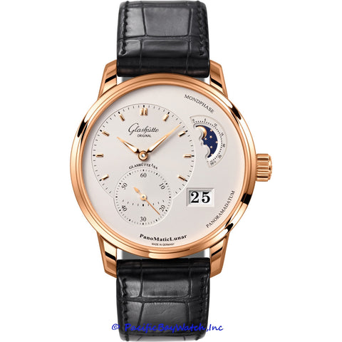 Glashutte Original Art & Technik PanoMaticLunar 1-90-02-45-35-05