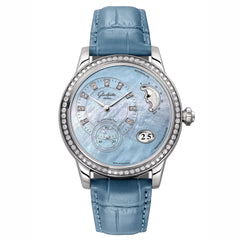 Glashutte Original Art & Technik Ladies PanoMatic Luna 90-12-03-12-02