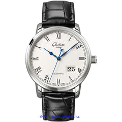 Glashutte Original Quintessentials Senator Panorama Date 100-03-32-42-04