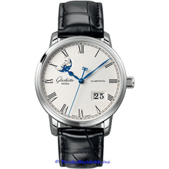 Glashutte Original Quintessentials Senator Panorama Date Moonphase 100-04-32-12-04