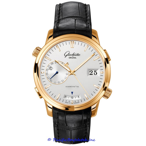 Glashutte Original Art & Technik Senator Diary 100-13-01-01-04