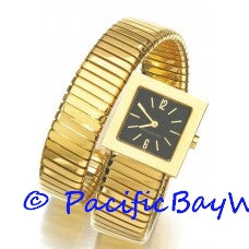 Bvlgari Tubogas Gold Ladies SQ221T Pre-owned