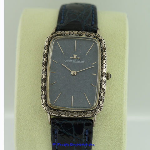 Jaeger leCoultre Classic Vintage Pre-owned
