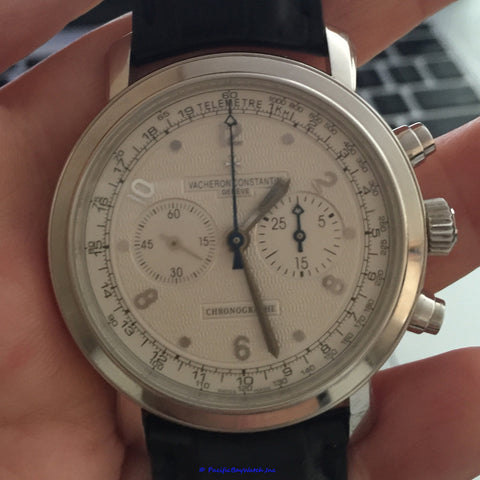Vacheron Constantin Malte Chronograph ONE OF A KIND 47120/000G Pre-owned