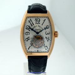 Franck Muller Cintree Curvex Imperial Tourbillon 8880T Pre-owned