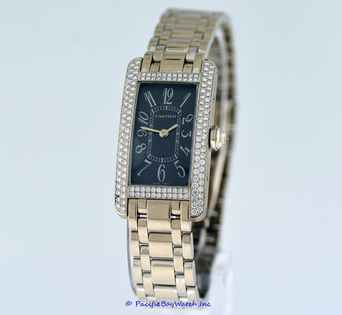 Cartier Tank Americaine Ladies Pre-Owned