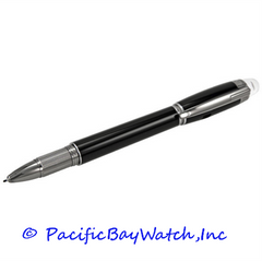 Montblanc Midnight Black Resin Fineliner Pen 105656