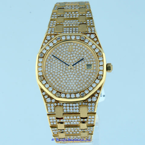 Audemars Piguet Royal Oak Lady Quartz 67604BA Pre-Owned