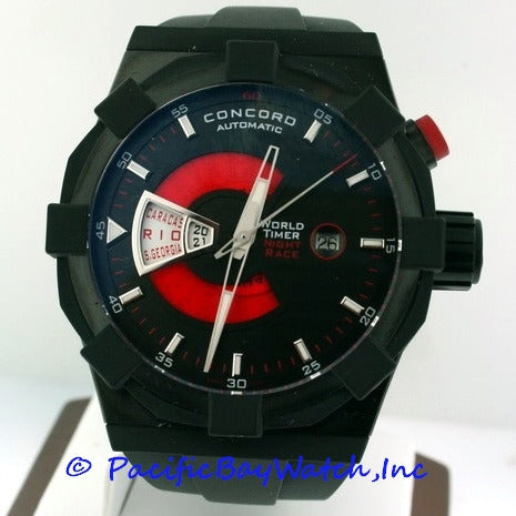 Concord C1 Worldtimer Night Race Millesimee Edition 0320052