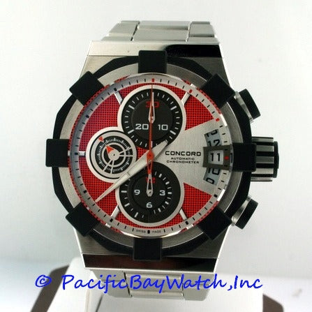 Concord C1 Chronograph Men's 0320004