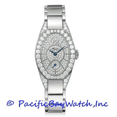 Chopard Classiques Ladies White Gold Diamond Watch 107228-1001