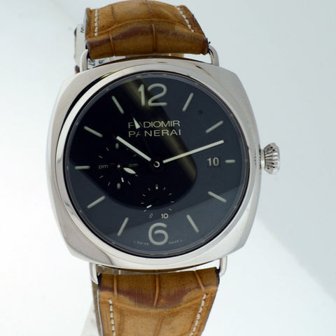 Panerai Radiomir GMT PAM00323 Pre-Owned