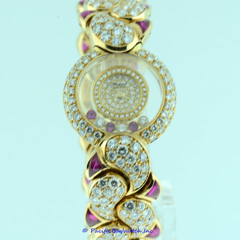 Chopard Happy Diamond Bangle 20/5334 Pre-Owned