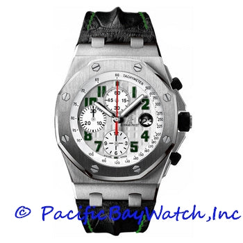Audemars Piguet Royal Oak Offshore Pride of Mexico 26297IS.OO.D101CR.01