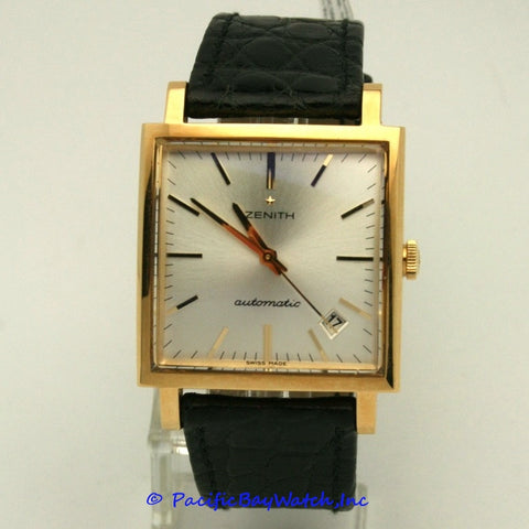 Zenith Vintage 1965 Limited John Kennedy NEW 35.1965.670