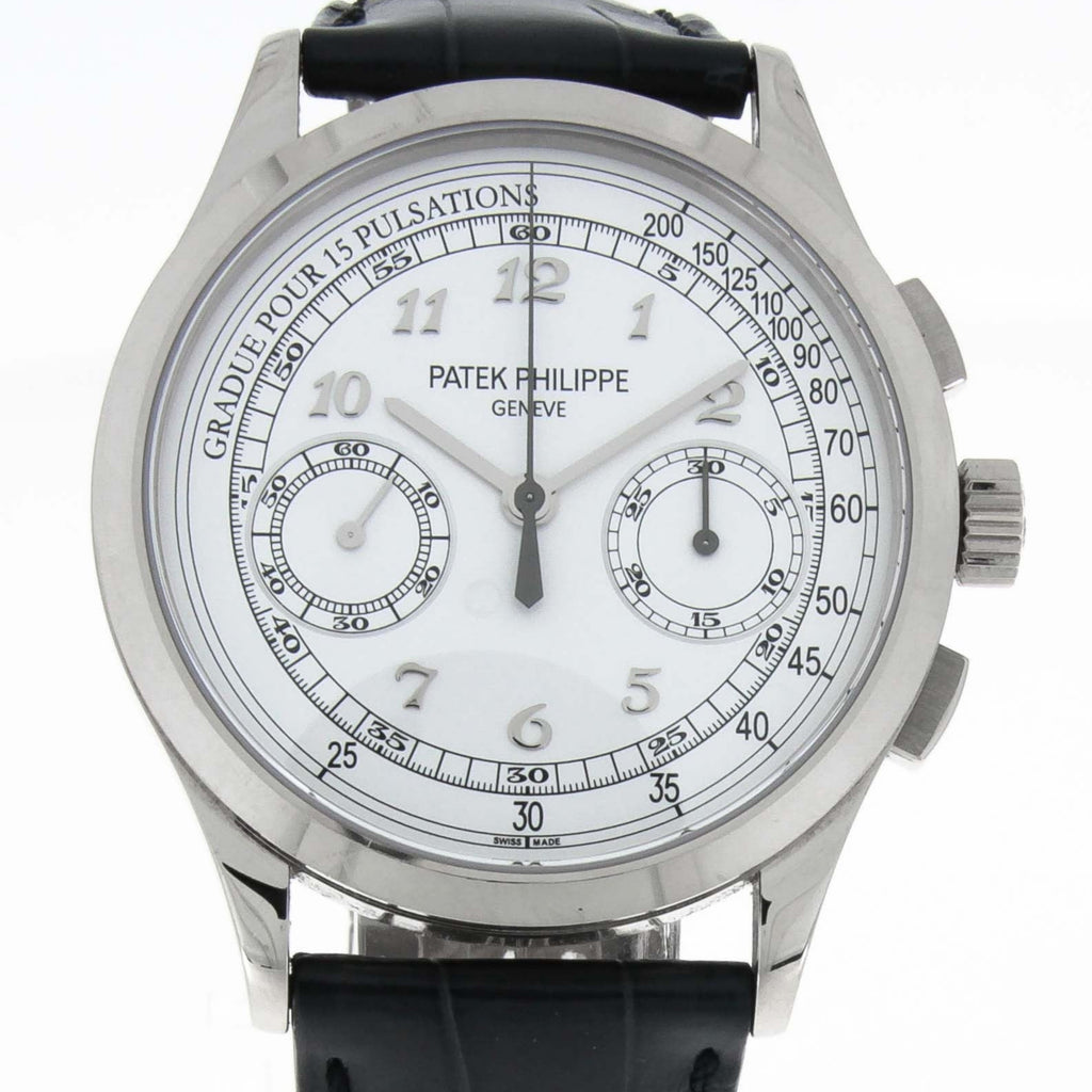 Patek Philippe 5170g Pre Owned Pacific Bay Watch