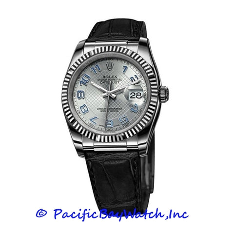Rolex Datejust Men's 116139