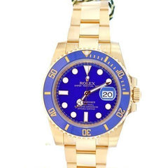 Rolex Submariner 116618LB Pre-Owned