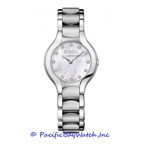 Ebel Beluga Ladies 1216038
