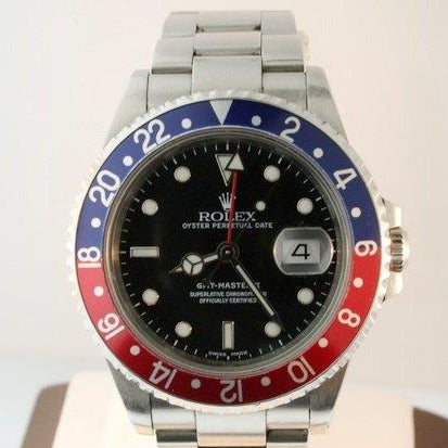 Rolex GMT Master II Pre-owned 16710