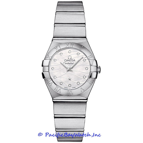 Omega Constellation 123.10.24.60.55.003