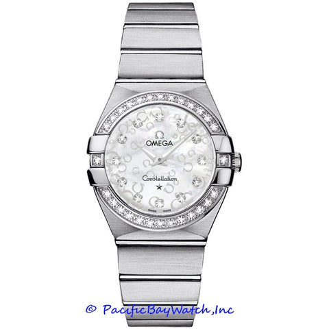 Omega Constellation 123.15.27.60.55.005