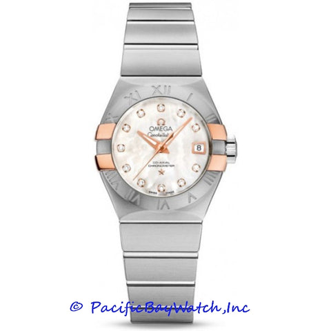 Omega Constellation Automatic 123.20.27.20.55.004