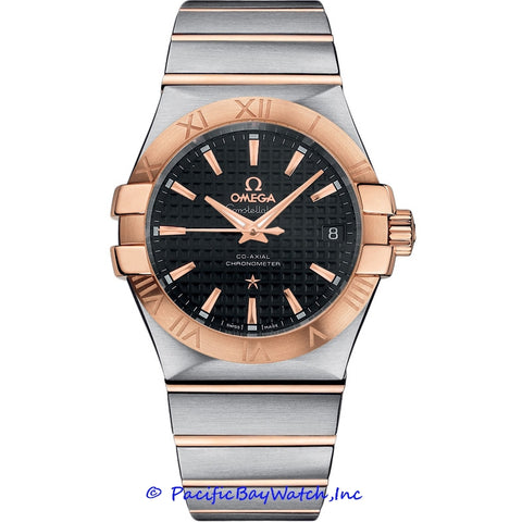 Omega Constellation Automatic 123.20.35.20.01.001