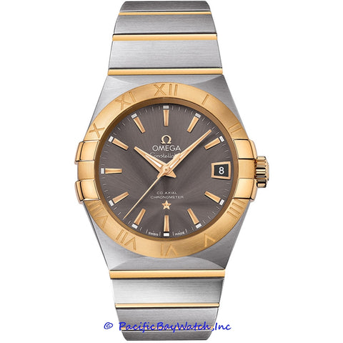 Omega Constellation Automatic 123.20.38.21.06.001