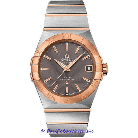 Omega Constellation Automatic 123.20.38.21.06.002
