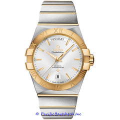 Omega Constellation Day Date 123.20.38.22.02.002