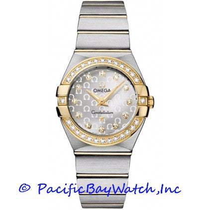 Omega Constellation 123.25.27.60.52.002