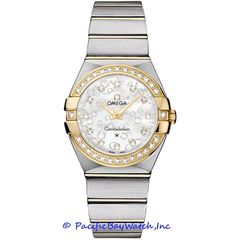 Omega Constellation 123.25.27.60.55.010