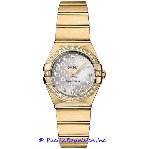 Omega Constellation 123.55.24.60.52.002
